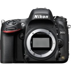 Nikon D610 Full-Frame DSLR Camera (Body Only)