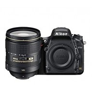 Nikon D750 DSLR Camera with AF-S NIKKOR 24-120mm f/4G ED VR Lens