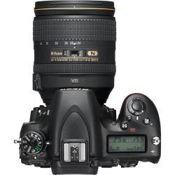 Nikon D750 DSLR Camera with AF-S NIKKOR 24-120mm f/4G ED VR Lens