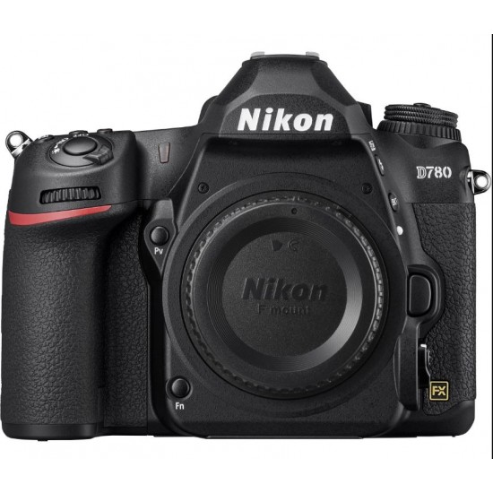 Nikon D780 Full-Frame DSLR Camera (Body Only)