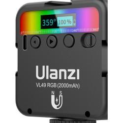 Ulanzi VL49 Mini RGB LED Video Light