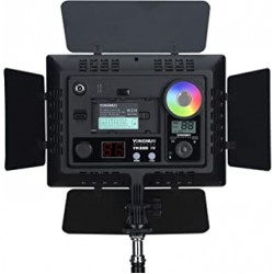 YONGNUO YN300 IV RGB LED Camera Video Light Panel (3200-5600K)