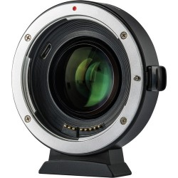 Viltrox EF-EOS M2 0.71x Lens Mount Adapter for Canon EF Lenses to Canon EF-M-Mount Cameras