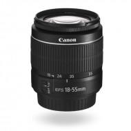 Canon EF-S 18-55mm f/3.5-5.6 III lens (New in White Box) International Model
