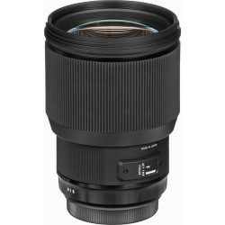 Sigma 85mm f/1.4 DG HSM Art Lens for Nikon F mount Cameras