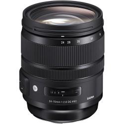 Sigma 24-70mm f/2.8 DG OS HSM Art Lens for Canon EF