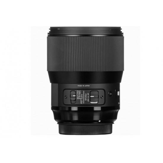 Sigma 135mm f/1.8 DG HSM Art Lens for Nikon F-Mount Cameras