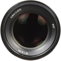 Sony FE 85mm f/1.8 Prime Lens