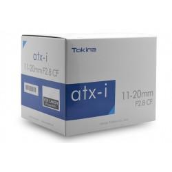 Tokina atx-i 11-16mm f/2.8 CF Lens for Canon EF Cameras