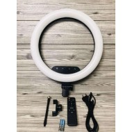14 inch Studio Selfie Ring Light Dimmable LED Lamp  with remote control