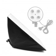 E27 Softbox for 4 Bulb Socket (Softbox Only)