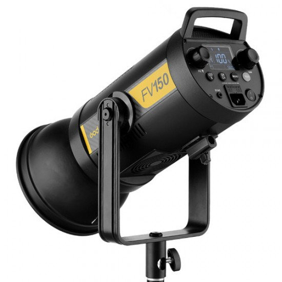 Godox FV150 High Speed Sync Flash and Continuous LED Light