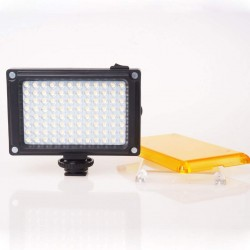 Ulanzi 112 LED On-Camera Rechargeable Pocket Video Light