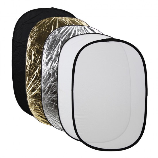 GODOX 5 in 1 Collapsible Reflector (150 x 200cm)