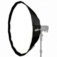 Godox AD-S85W 85cm White Quick Open Deep Parabolic Softbox for AD400Pro and AD300 Strobe Lights