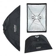 Godox 80cm x 120cm Bowens Mount Softbox for Strobe