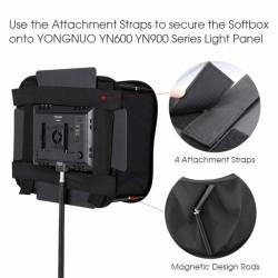 Softbox for Yongnuo YN600L by FalconEyes