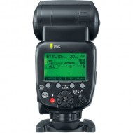 Canon 600EX II RT Speedlite with TTL