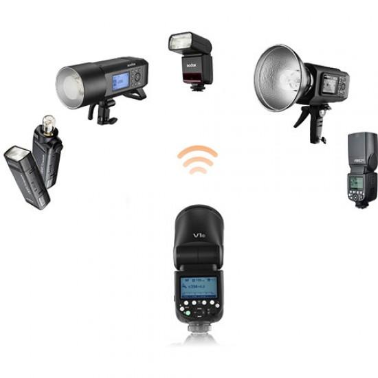 Godox V1 Round-Head Flash for Sony