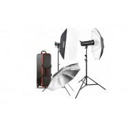 Godox SK400II-E (2-Lights) Studio Flash Kit