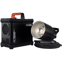 Godox AD1200Pro Battery Powered Outdoor Portable Strobe Flash Kit