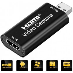 HDMI Video Capture Card USB 2.0