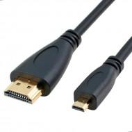 3 Metres Micro HDMI to HDMI Cable