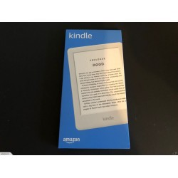 All-new Amazon Kindle with Built-in Front Light (White)