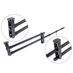 YELANGU J1 Camera Crane Jib for DSLR and Video Cameras