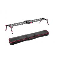 Neewer 80cm Carbon Fiber Camera Track Slider Video Stabilizer Rail for DSLRs and Camcorders