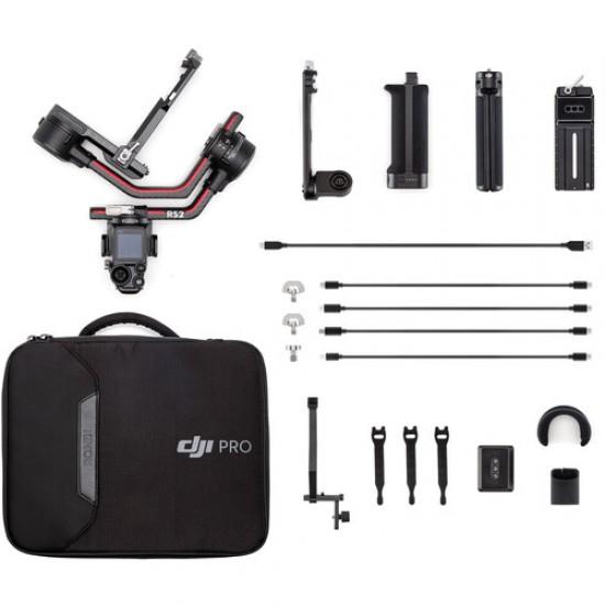 DJI RS 2 DSLR Camera Gimbal Stabilizer - Steadicam
