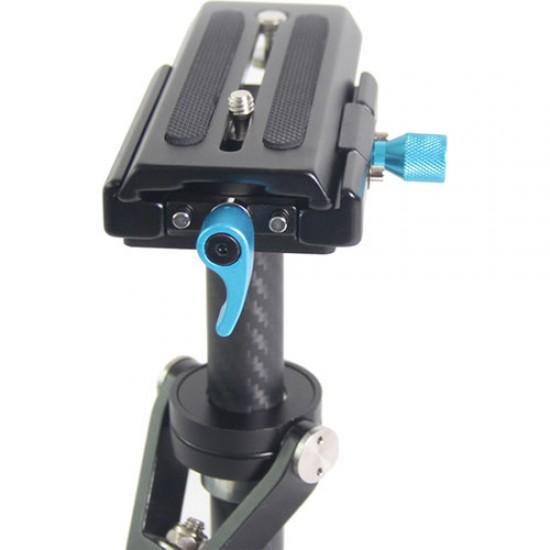 YELANGU S60T Carbon Fiber Handheld Camera Mechanical Stabilizer