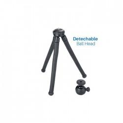 Ulanzi MT-04 Adjustable/Flexible Octopus Tripod with Ballhead for Cameras and Smartphones