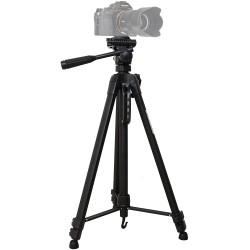 Weifeng WT 3560 Portable Aluminium Tripod for Videography and Photography