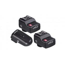 NiceFoto OTT-04GY 4 Channels Wireless Radio Flash Trigger