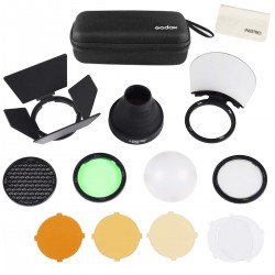 Godox AK-R1 Accessory Kit for Round Head speedlites and H200R