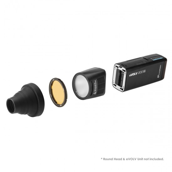 Godox AK-R1 Accessory Kit for Round Head speedlites and H200R