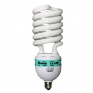 135W 5500K E27 White Fluorescent Photography Bulb