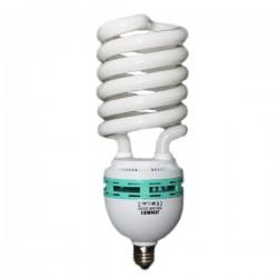 135W 5500K E27 White Fluorescent Photography Bulb
