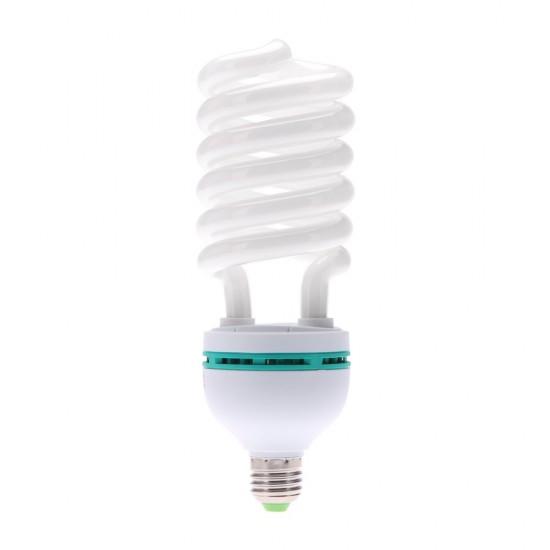 150W 5500K E27 White Fluorescent Photography Bulb