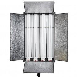 Kino Flo 4 Bank Fluorescent Light 1250 Watt Equivalent