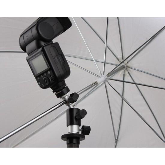 Type D Flash Shoe Umbrella Holder