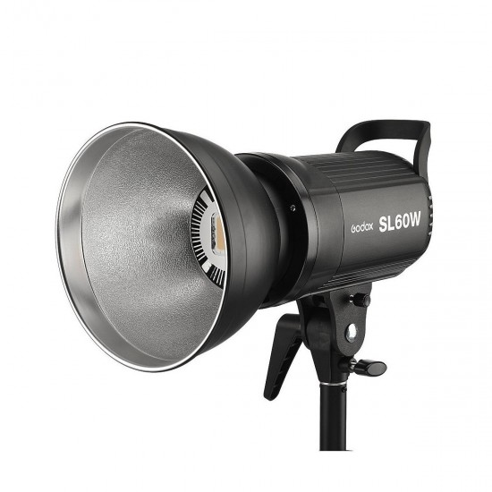 Godox SL-60W LED Bowens Mount Video Light 5600K (Daylight-Balanced)