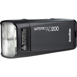 Godox AD200 (200W) 2.4G TTL Pocket Flash Kit