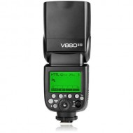Godox VING V860IIN TTL Flash Kit for Nikon Cameras with Li-Ion Battery VB18 included