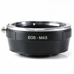 EOS-M4/3 Adapter Mount