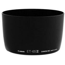 Canon ET-65 III Lens Hood for EF 85mm f/1.8, 100mm f/2.0, 135mm f/2.8 SF & 100-300mm f/4.5-5.6 Lenses