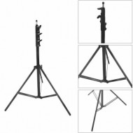 2.4M (8ft) Spring-Cushioned Studio light stand support