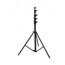Apex 4.7m Heavy Duty butterfly Light Stand with 1/4″ screw and 3/8″ screw adaptor