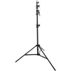"Heavy Duty Boom Stand with 5/8"" reversible spigot and sandbag"